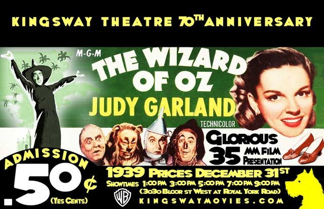 Kingsway Theatre 70th Anniversary Presentation