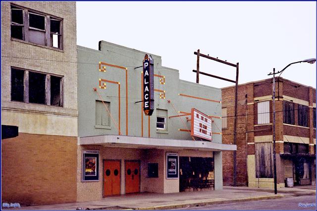 Palace Theater ... Colorado City Texas