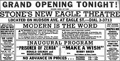 New Eagle Theatre