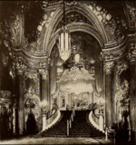 <p>The lobby of the Fox Theatre always left an impression.</p>