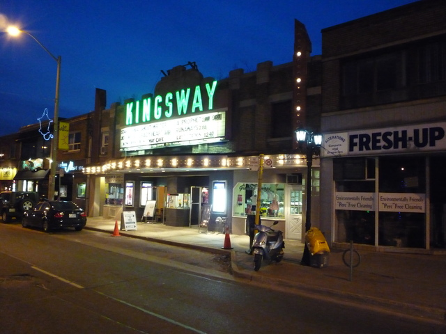Kingsway Theatre Exterior