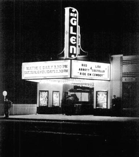 New Glen Theatre