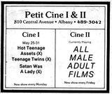 Petit Cine 1 & 2