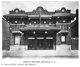 Circle Theatre. G. Morton Wolfe, Architect and Engineer.