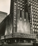 Center Theater 1944