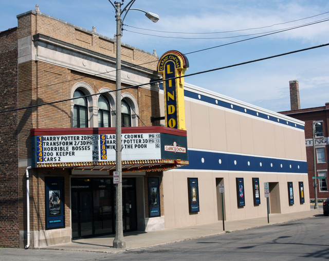 Lindo Theatre, Freeport, IL