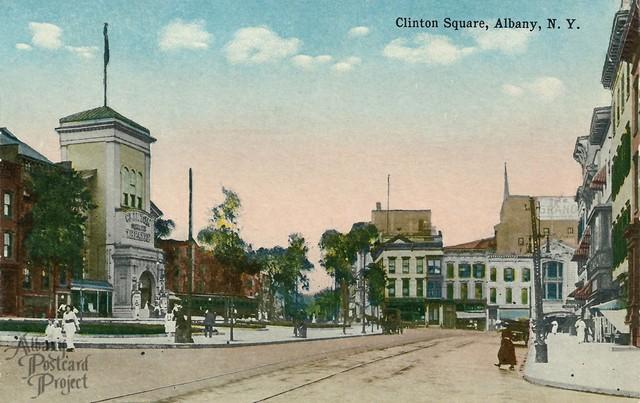 Clinton Square Theater