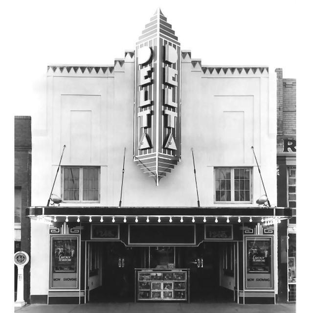 Delta Theatre  Altus, OK...1940.