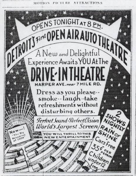 Grand Opening print ad courtesy of Christeen Landino.