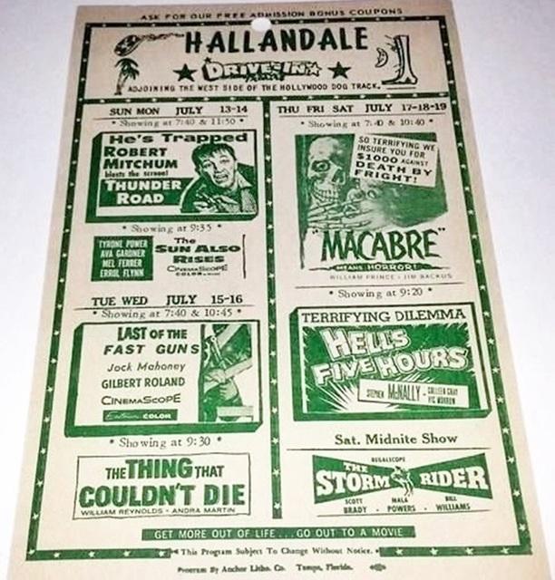 Hallandale Drive-In