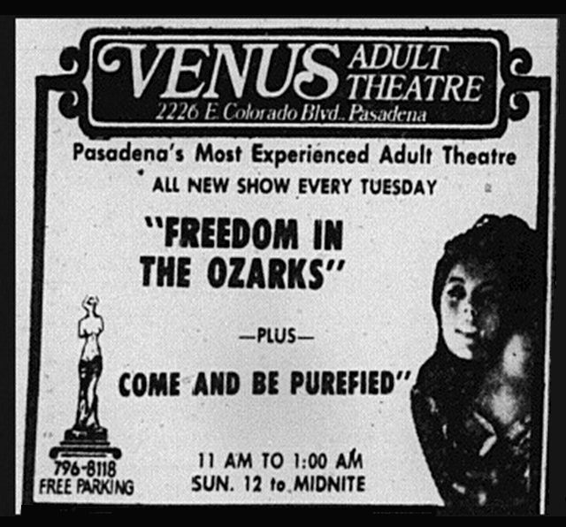 Venus Adult Theatre