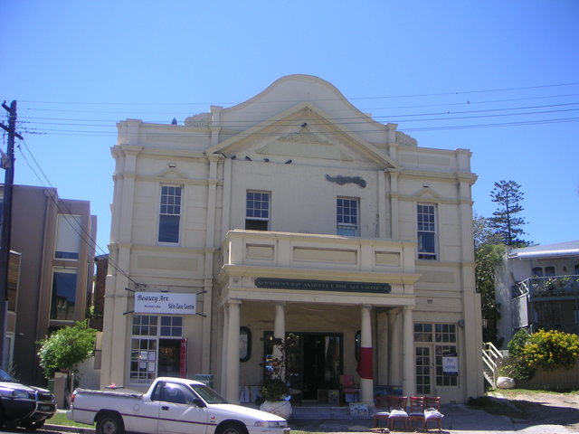 New Rex Theatre