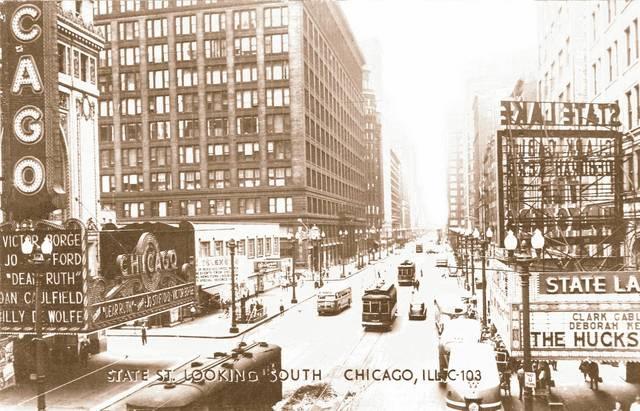 1947 postcard courtesy of the John Chuckman Collection.