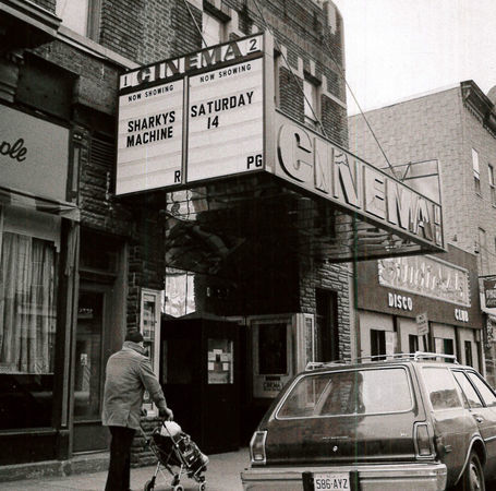 Movies In Lincoln Park Jersey City