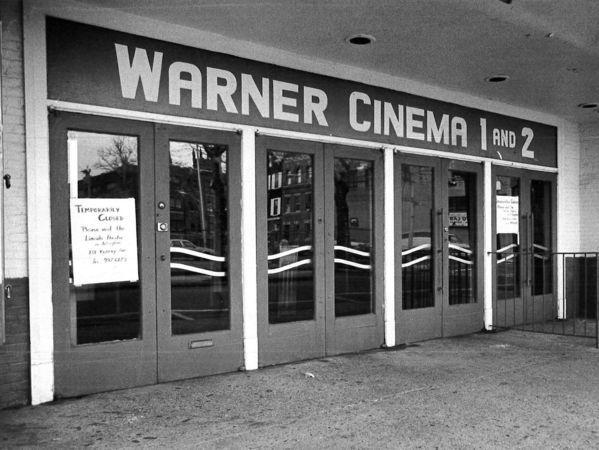 Warner Cinema 1 & 2