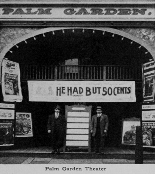 Palm Garden Theatre