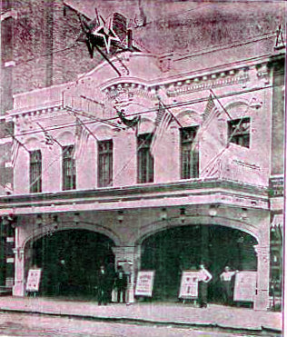 STAR (ROYAL) Theatre; Chicago, Illinois.