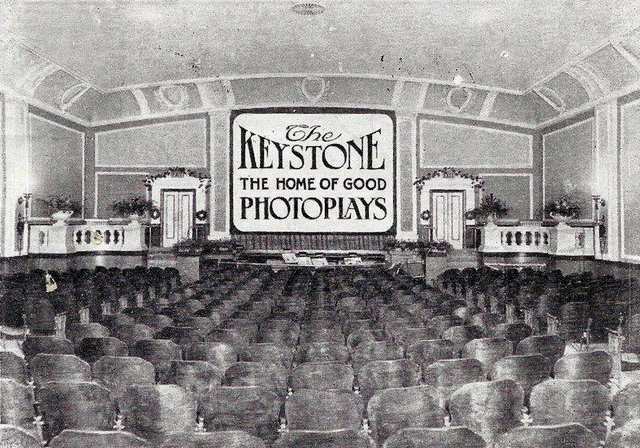 KEYSTONE (MODE, FESTIVAL) Theatre; Chicago, Illinois.
