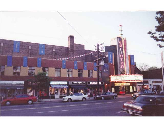 Eglinton Exterior 1993