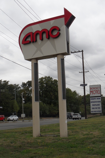 amc theaters linden