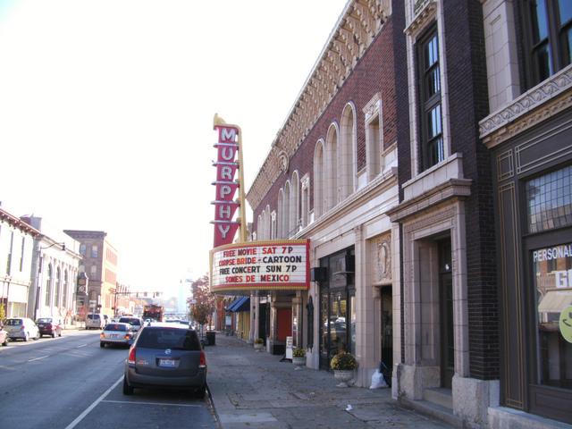 Murphy Theatre