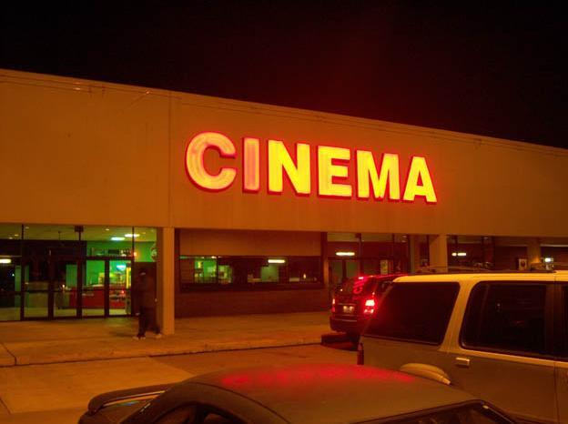 Windchimes Cinema 8