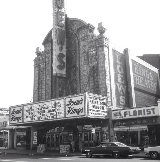 October 1969 photo courtesy of Stephen Sclafani.