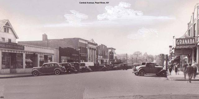 1930's photo courtesy of John W. Vomvoris.
