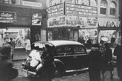Empire, circa 1940
