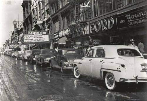 Circa 1950 photo courtesy of Cenk Urganci.