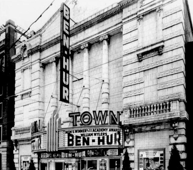 Baltimore maryland movie theatres