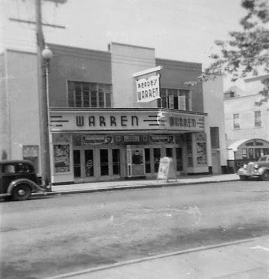 Warren Theater In Hudson Ny Cinema Treasures