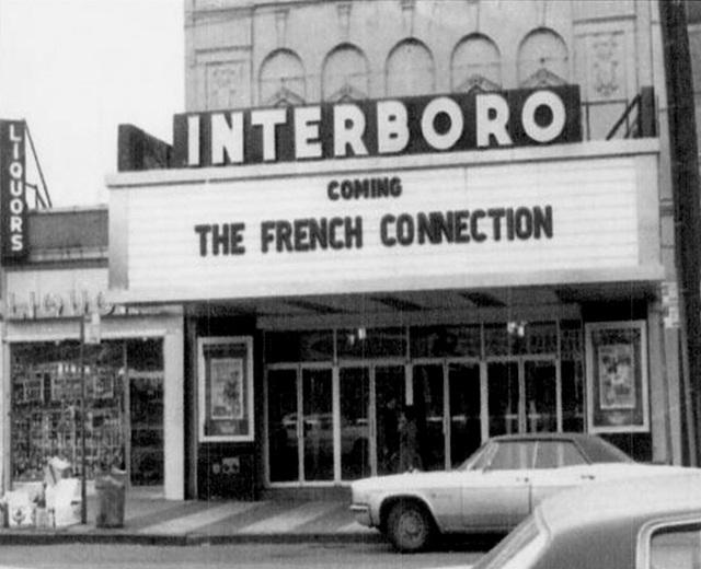 interboro theatre in bronx ny cinema treasures