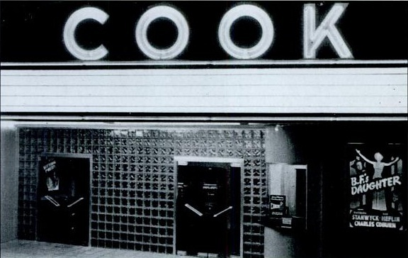 Cook Theater