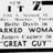 October 24th, 1937 opening ad