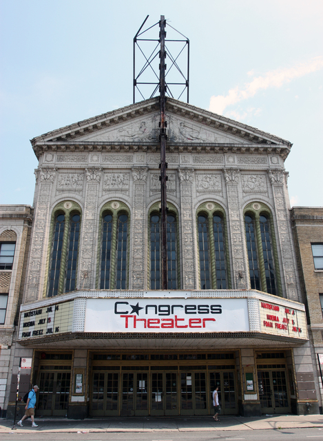 Congress Theatre, Chicago, IL