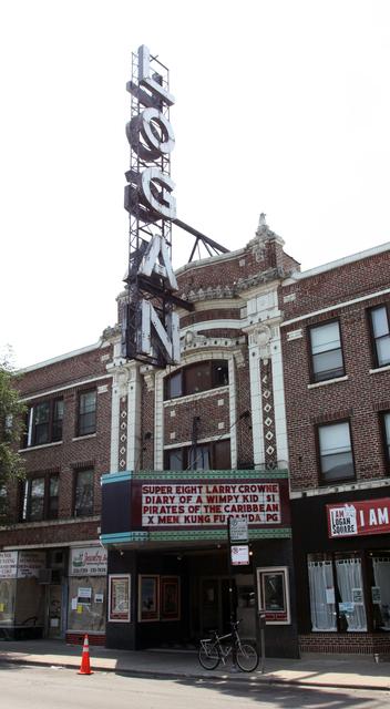 Logan Theatre, Chicago, IL