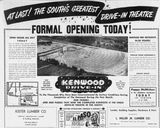 July 31st, 1949 grand opening ad