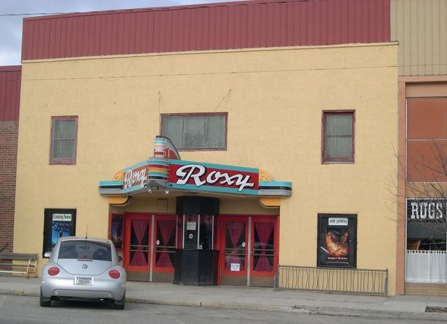 ROXY THEATER Choteau (Montana) | Classic movies, Movie ... |Roxy Theatre Montana