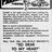 May 3rd, 1949 grand opening ad