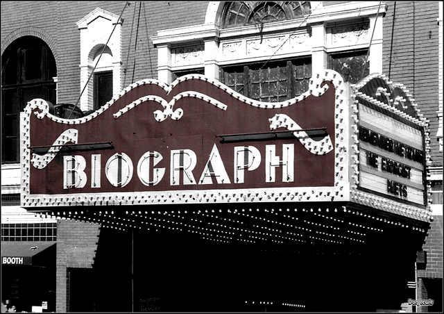 Biograph Theater ... Chicago Illinois