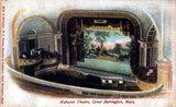 MAHAIWE Theatre; Great Barrington, Massachusetts.