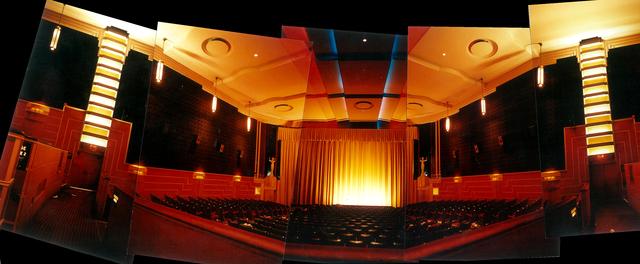 Eglinton Stage Panorama - 1994
