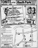 July 2nd, 1969 grand opening ad