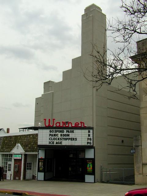Warner Quad