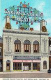 OAKLAND SQUARE Theatre; Chicago, Illinois.