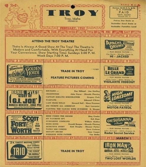 Troy Theatre