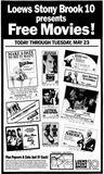 May 19th, 1989 grand opening ad