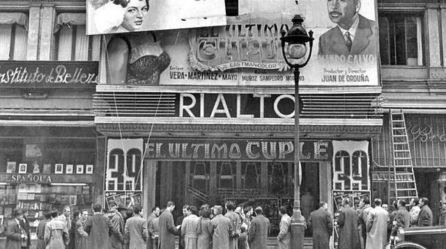 Teatro Rialto In Madrid Es Cinema Treasures