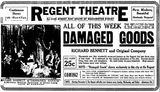 November 28th, 1915 grand opening ad